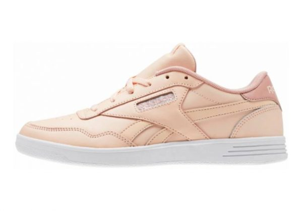 Reebok Royal Techque T LX Beige (Desert Dust/Chalk Pink/White/Silver 000)