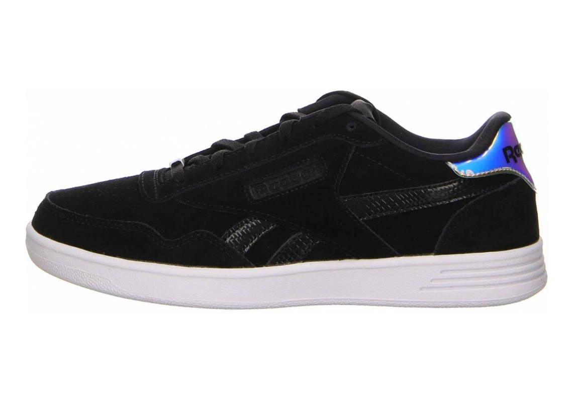 Reebok Royal Techque T LX Black / White / Jewelry