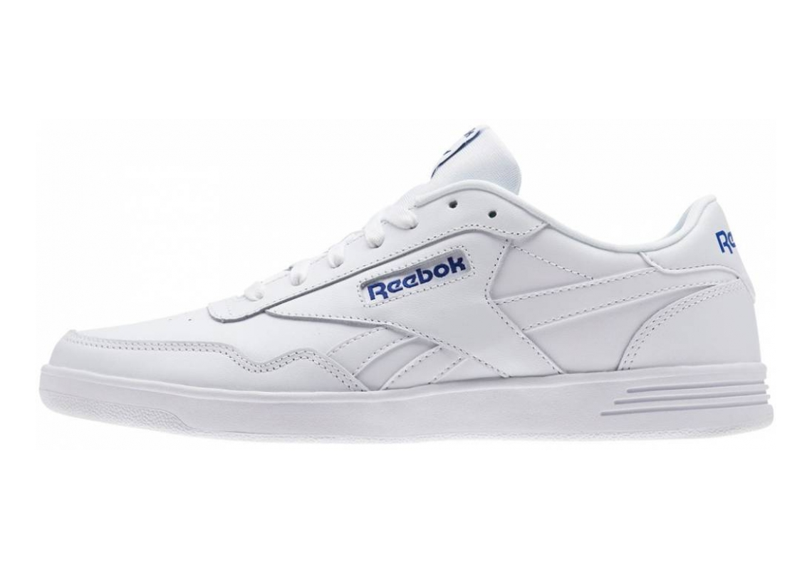 Reebok Royal Techque T LX Weiß (White/Collegiate Royal)