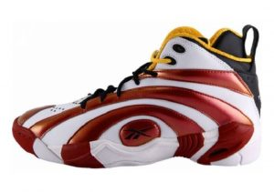 Reebok Shaqnosis Black/Excellent Red/White/Nuclear Yellow