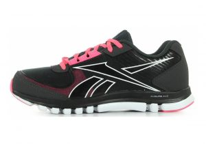 Reebok Sublite Duo Rush Black