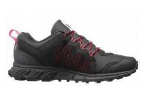 Reebok Trail Run RS Black / Gravel / Neon Cherry