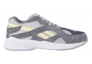 Reebok Aztrek Cold Grey/White/Bluehills/Washedyellow