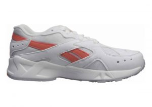 Reebok Aztrek White/Pink Gold/Grey
