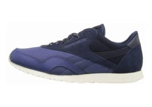 Reebok Classic Nylon Slim Core Midnight Blue/Faux Indigo/Chalk/Collegiate Navy