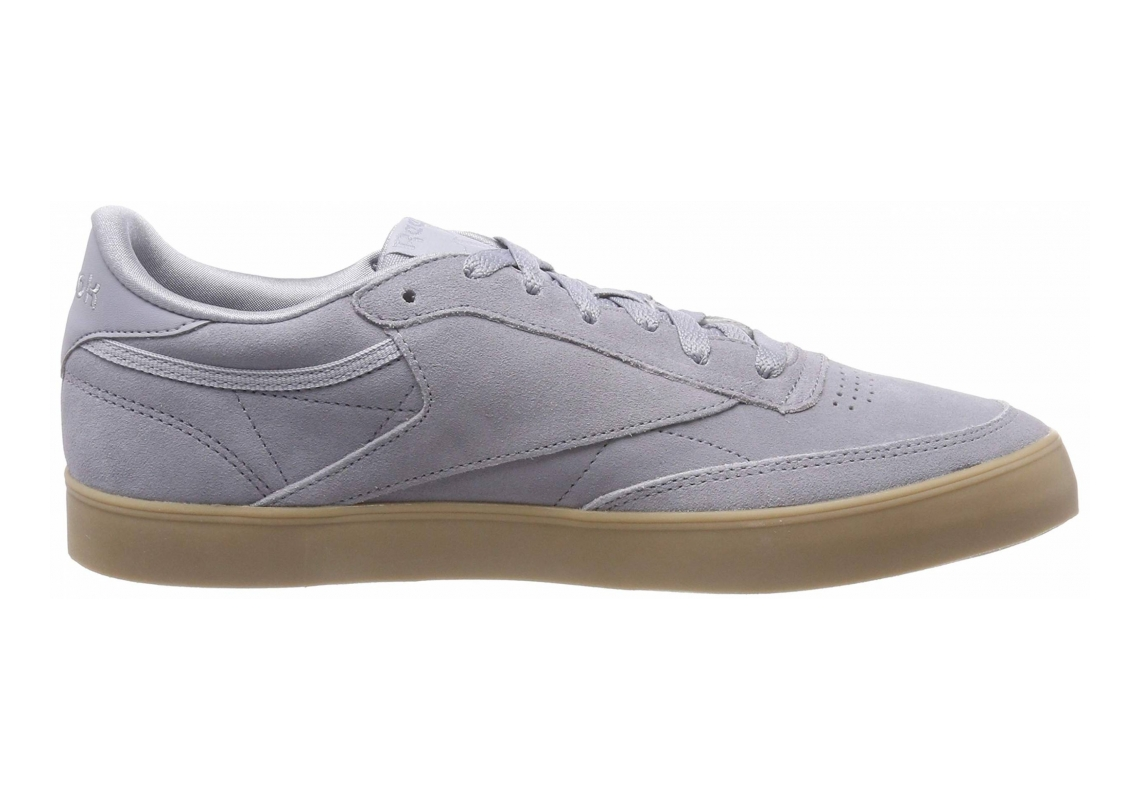 Reebok Club C 85 FVS Grey (Gum-cool Shadow/Gum 0)