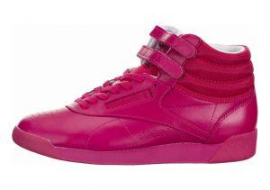 Reebok Freestyle Hi Color Bomb Pink