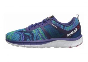 Reebok Z Belle Night Beacon/Electric Blue/Exotic Teal/Icono Pink/Navy