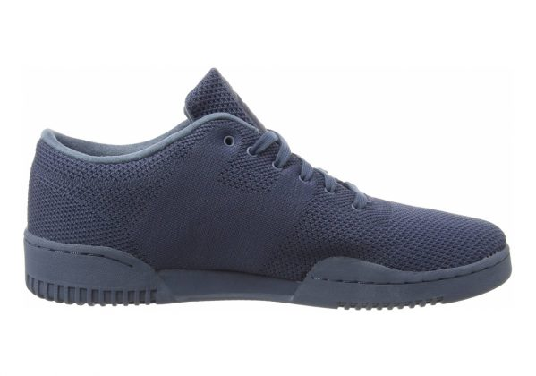 Reebok Workout Clean Ultraknit Blau (Smoky Indigowhite Smoky Indigowhite)