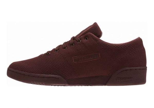 Reebok Workout Clean Ultraknit Brown (Burnt Slennawhite Burnt Slennawhite)