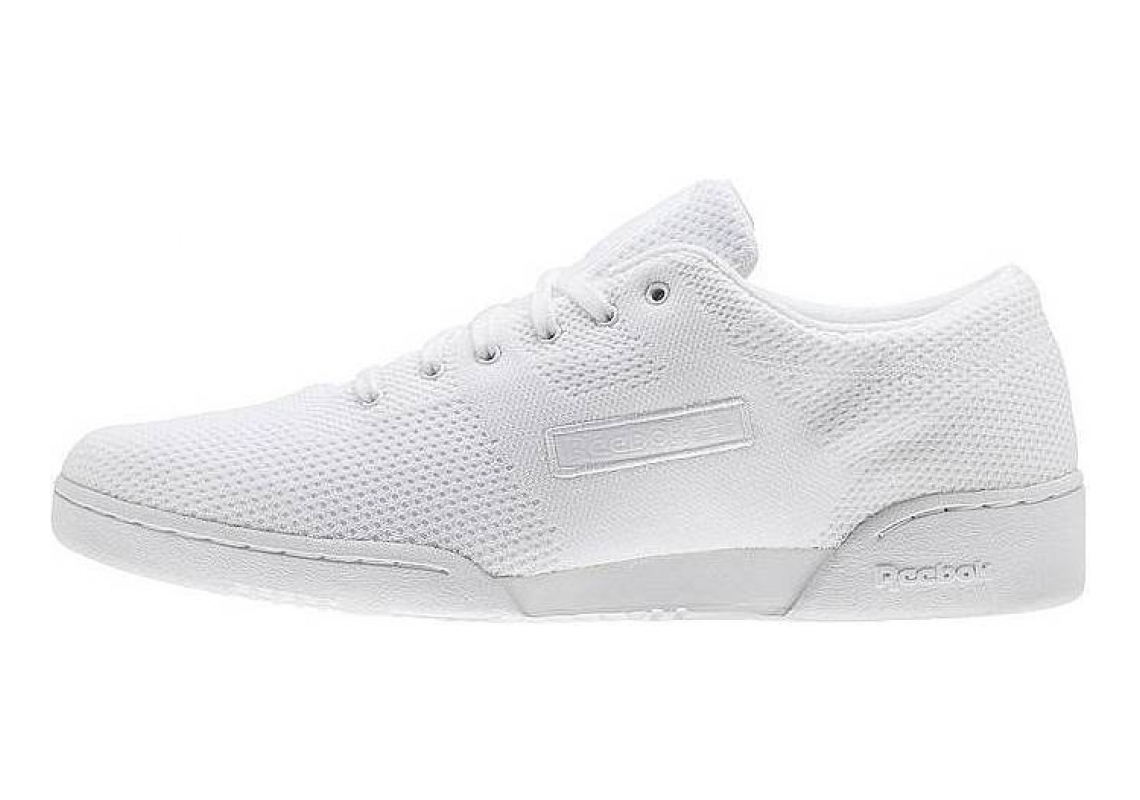Reebok Workout Clean Ultraknit Off-white (Whitemeteor Grey Whitemeteor Grey)