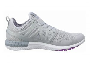 Reebok ZPrint 3D Grey (Cloud Grey/Meteor Grey/Vicious Violet/White/Pewter)