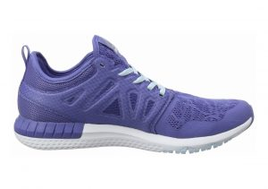 Reebok ZPrint 3D Purple (Lilac Shadow/Fresh Blue/White/Pewter)