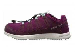 Salomon Kowloon Purple/Weiß