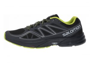 Salomon Sonic Aero Black/India Ink/Lime Punch.