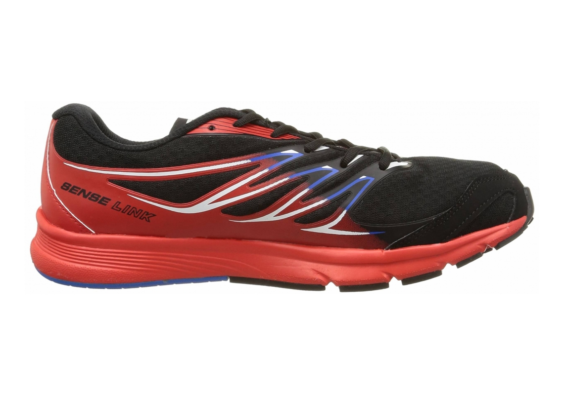 Salomon Sense Link Black/Bright Red/Union Blue