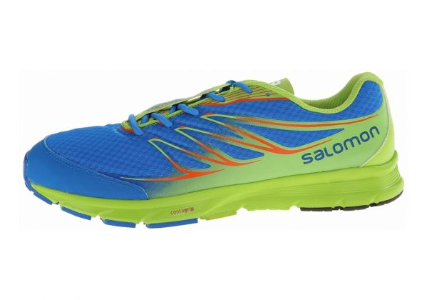 Salomon Sense Link Union Blue / Granny Green / George Orange
