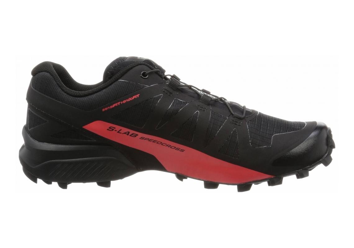 Salomon S-Lab Speedcross Black / Racing Red