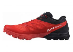Salomon S-Lab Sense Ultra 5 SG Red