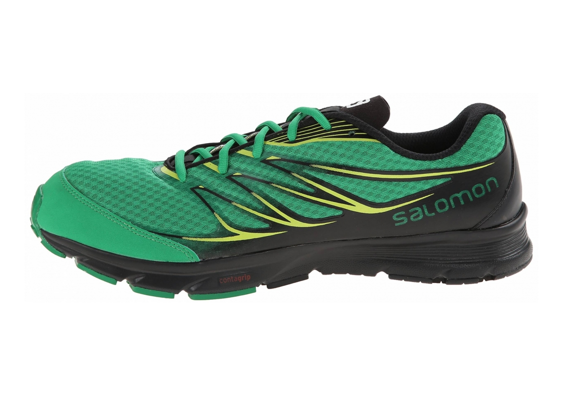 Salomon Sense Link Green