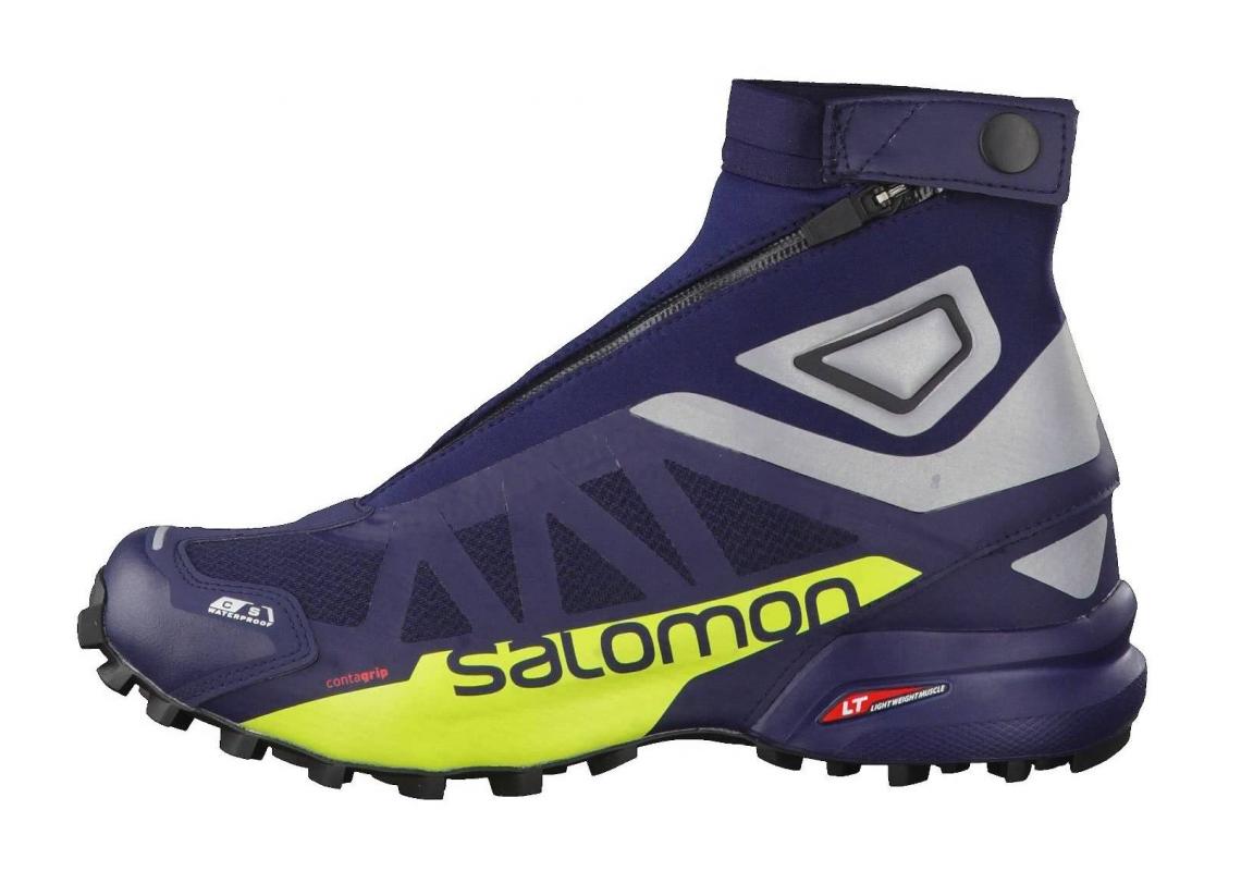 Salomon Snowcross 2 CSWP Blue