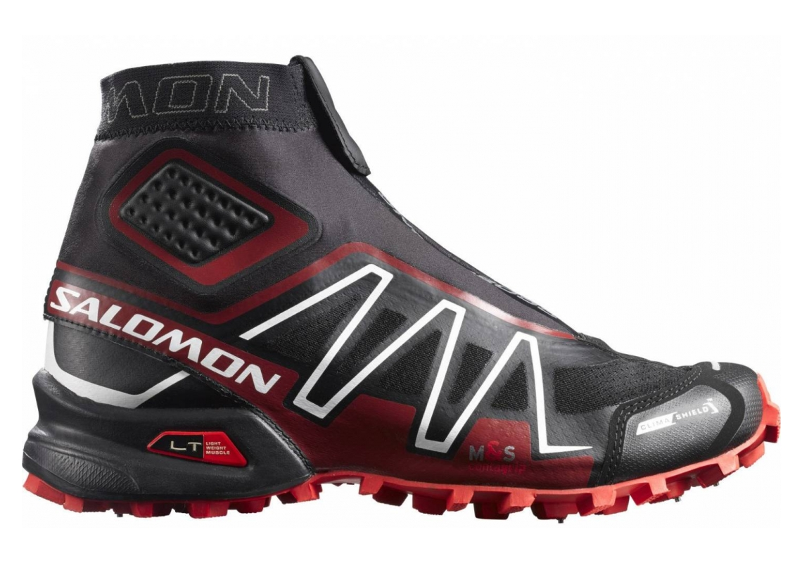 Salomon Snowcross CS Black