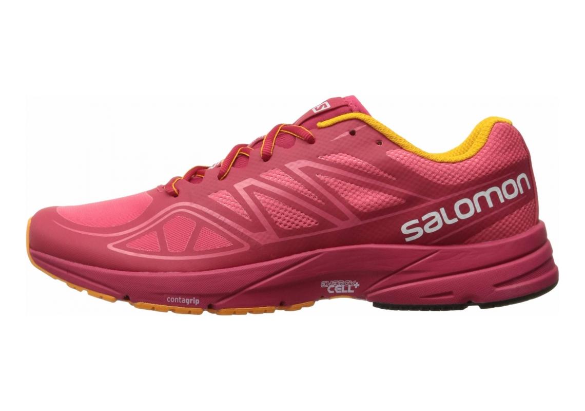 Salomon Sonic Aero Cosmic Purple/azalee Pink/madder Pink