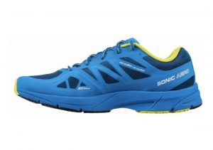 Salomon Sonic Aero Blauw
