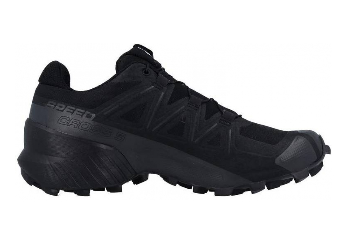 Salomon Speedcross 5 Black