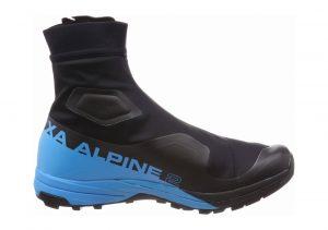 Salomon S-Lab XA Alpine 2 Black / Transcend Blue / Racing Red