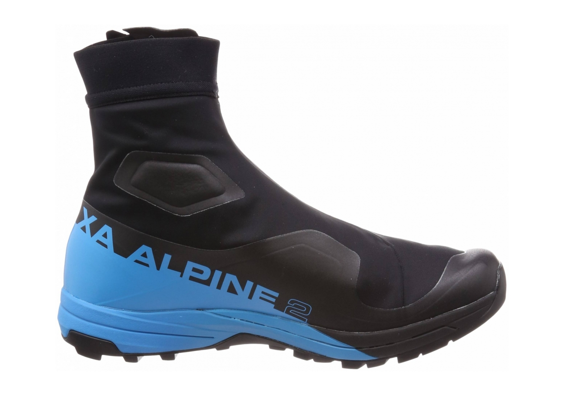 Salomon S-Lab XA Alpine 2 Black / Transcend Blue / Racing Red