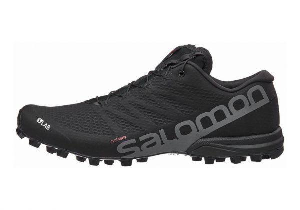 Salomon S-Lab Speed 2 Black