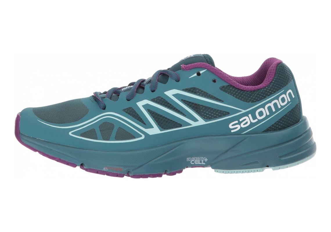 Salomon Sonic Aero Reflecting Pond/Mallard Blue/Grape Juice