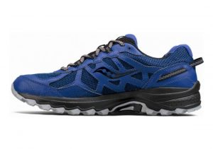 Saucony Excursion TR 11 GTX Blue Grey