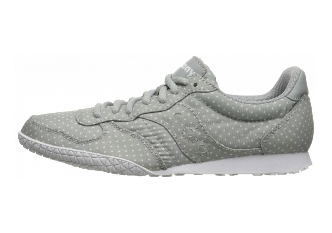 Saucony Bullet Dots Light Grey