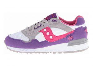 Saucony Shadow 5000 White/Purple