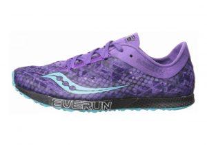 Saucony Endorphin Racer 2 Purple/Teal