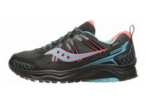 Saucony Excursion TR 10 GTX BLACK-CORAL