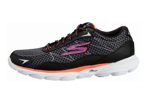 Skechers GOrun Sonic 2 Black / White
