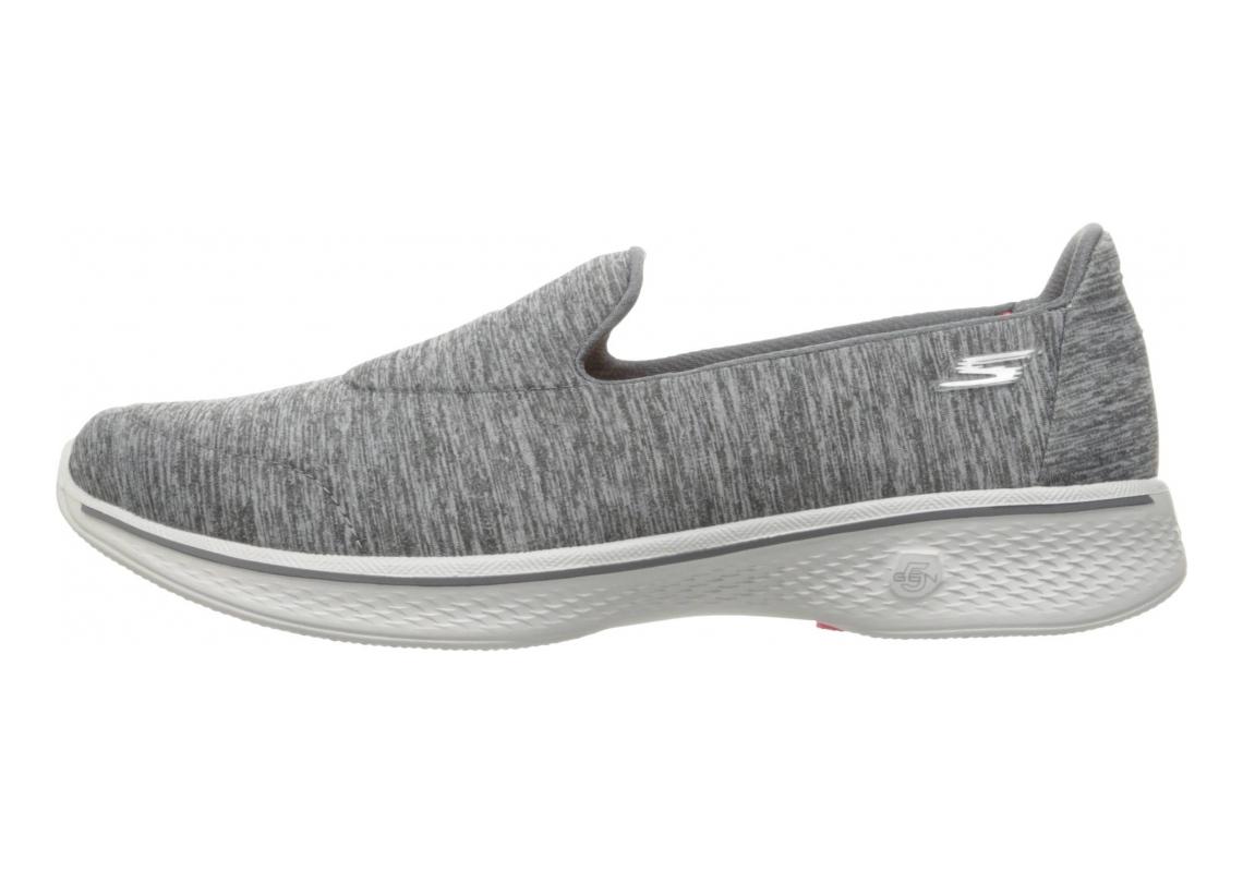 Skechers GOwalk 4 - Achiever Grey (Gry)