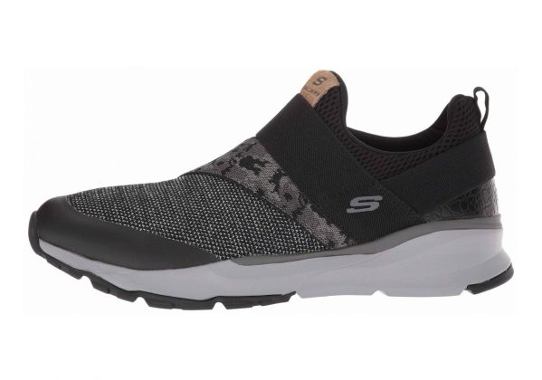 Skechers Relven - Crossen Black/Grey