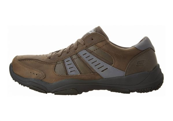 Skechers Relaxed Fit: Larson - Nerick Charcoal