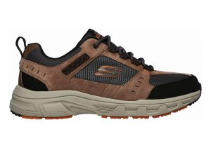 Skechers Relaxed Fit: Oak Canyon BROWN