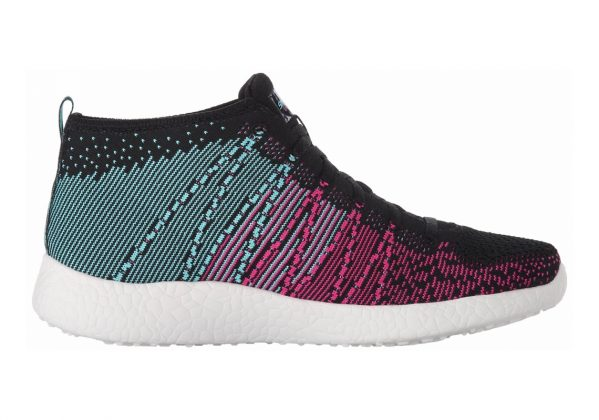 Skechers Burst - Divergent Black/Blue