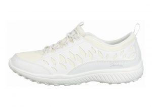 Skechers Be Light - My Honor White