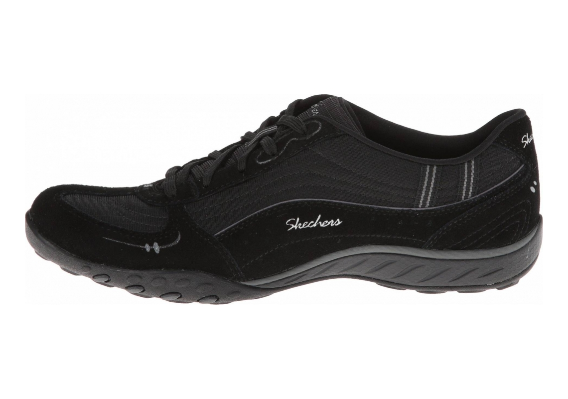 Skechers Relaxed Fit: Breathe Easy - Just Relax Black