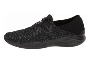 Skechers YOU - Exhale Black/ Gray