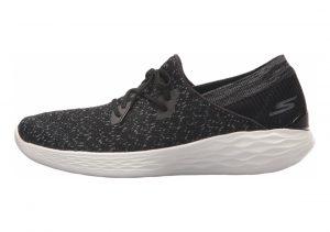 Skechers YOU - Exhale Black/White