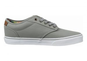 Vans Atwood Deluxe Grey ((Waxed) Mid Gray)
