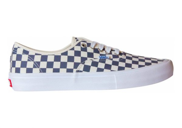 Vans Checkerboard Authentic Pro Blue